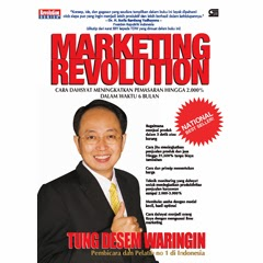 beli buku marketing revolution tung desem waringin diskon online