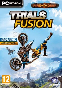 Trials Fusion – Fire in the Deep – PC