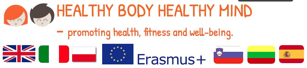 HEALTHY BODY HEALTHY MIND ERASMUS+ Sopeña Badajoz
