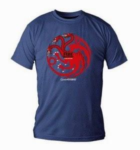 camiseta targaryen