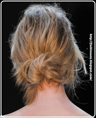 Spring for fashionable hairstyles 2013
