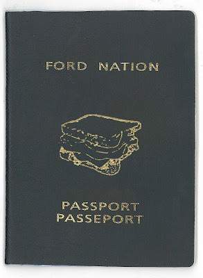 Ford Nation Passport