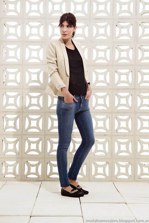Clara verano 2015 jeans.
