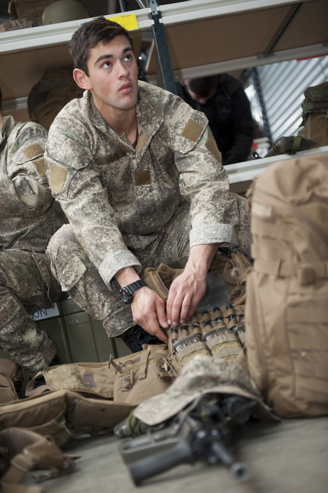 New army uniform 2013