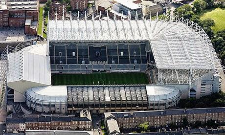 St James' Park - Newcastle United F.C. Stadium
