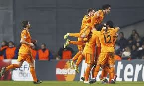 FC Copenhague 0 - 2 Real Madrid