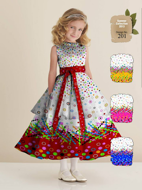 Kids Girls Frocks Collection