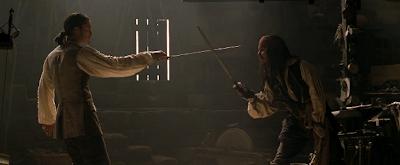 Piráti z Karibiku - prokletí Černé perly - souboj