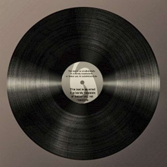 Creating a Vinyl Record in Photoshop