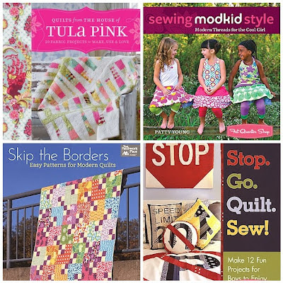 Craft Book Month 2012 + Giveaway! | Craft Buds : skip the borders quilt book - Adamdwight.com