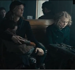 the book thief tren