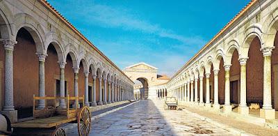 Ψηφιακή βόλτα στη ρωμαϊκή εποχή