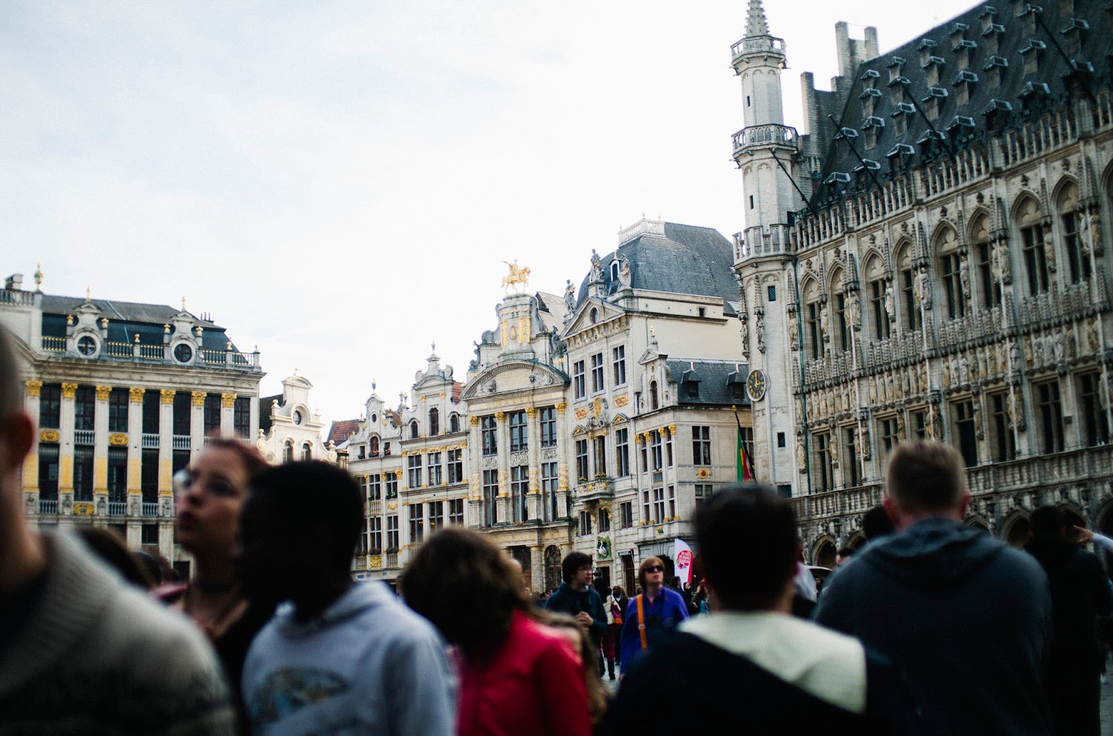 Brussels, Grand, Place