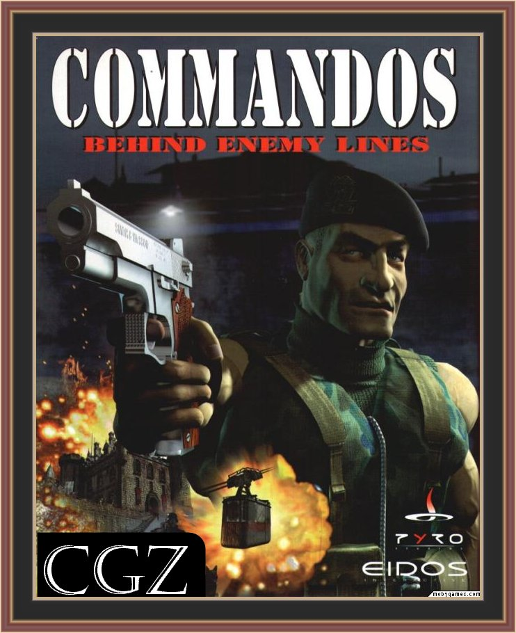 Commando Behind Enemy Lines game free Download full version