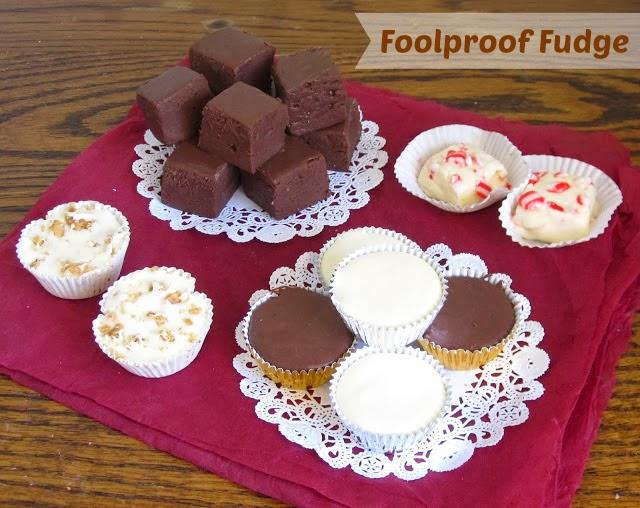 ... goodness cupcake fudge bites chocolate truffles foolproof fudge