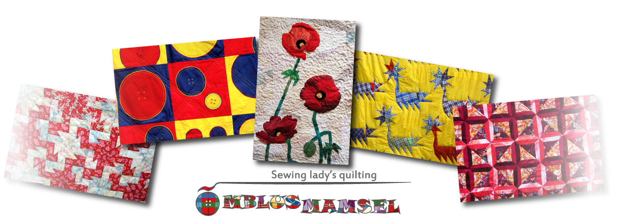 Õmblusmamsel (Sewing Lady's quilting)
