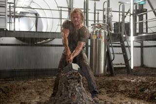 Thor e seu martelo