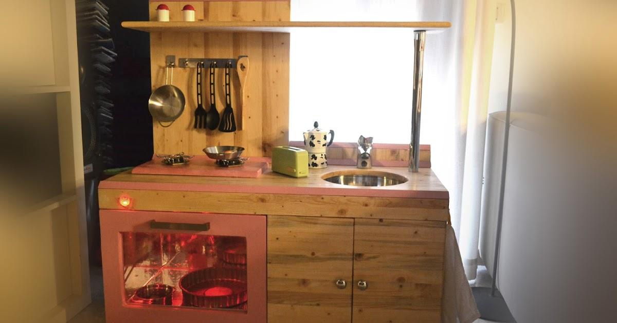 Mammarum come costruire una cucina per bambini di legno - Ikea cucina giocattolo ...