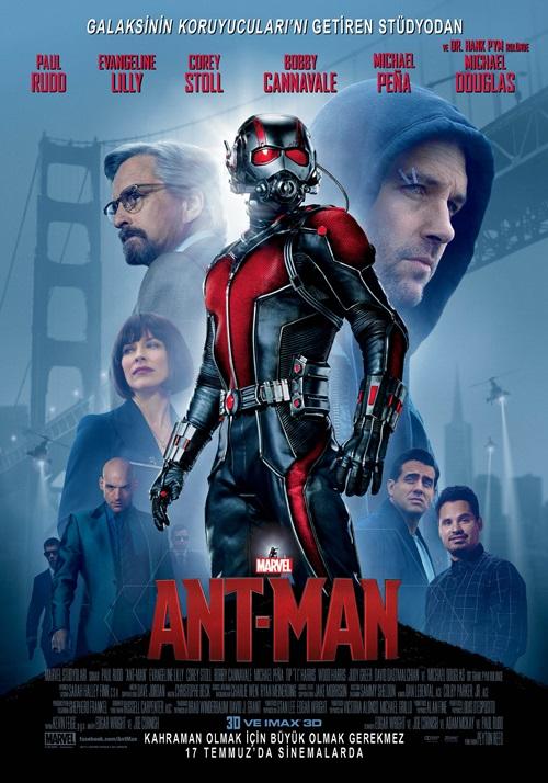 Karınca Adam (2015) 720p Film indir