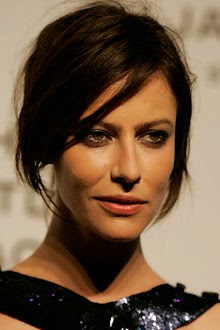 L'actrice Anna Mouglalis
