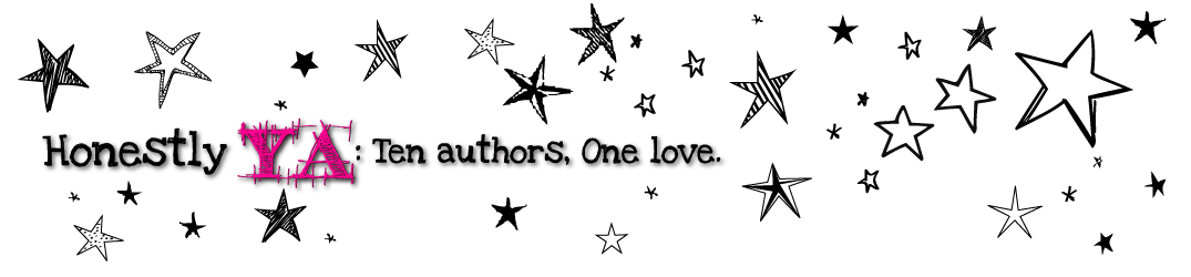 Honestly YA: Ten authors, One love.
