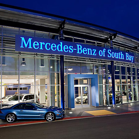 Photography see the light june 2013 for Mercedes benz south bay