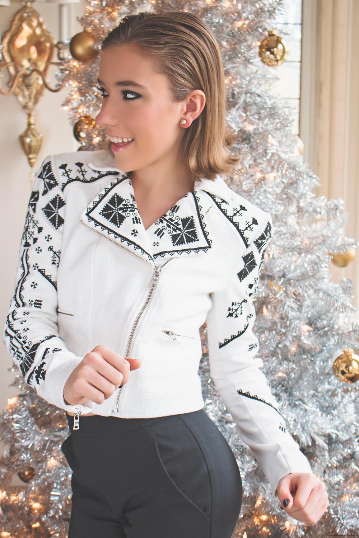 Rockin' Around The Christmas Tree - Step Inside My Closet - BCBGMAXAZRIA, Charles David, lucky, outfit ideas, Philosphy di Lorenzo Serfani, Sponsor, Vegas.com,