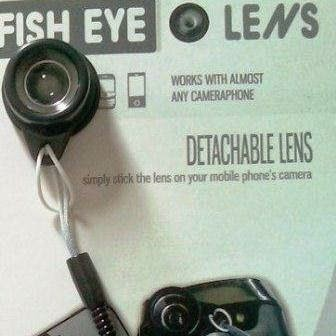 Fisheye Jellylens