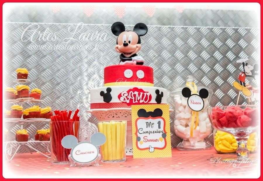 Juego de sbanas VINTAGE Mickey Mouse Disney