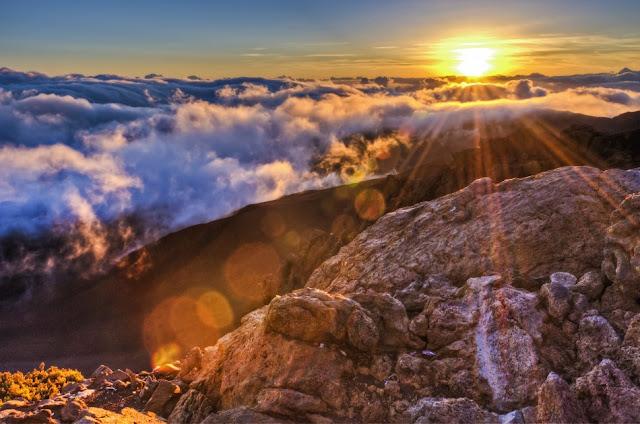 Mount Haleakala Hawaii