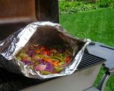 Grilled Vegetables in Foil