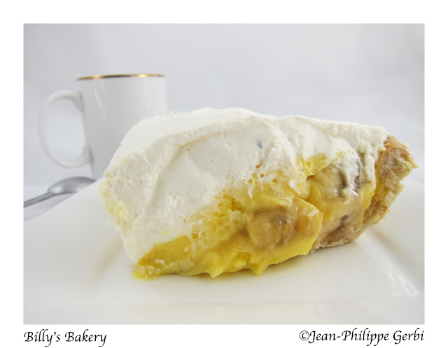 Image of Banana Cream Pie at Billy's in NYC, New York