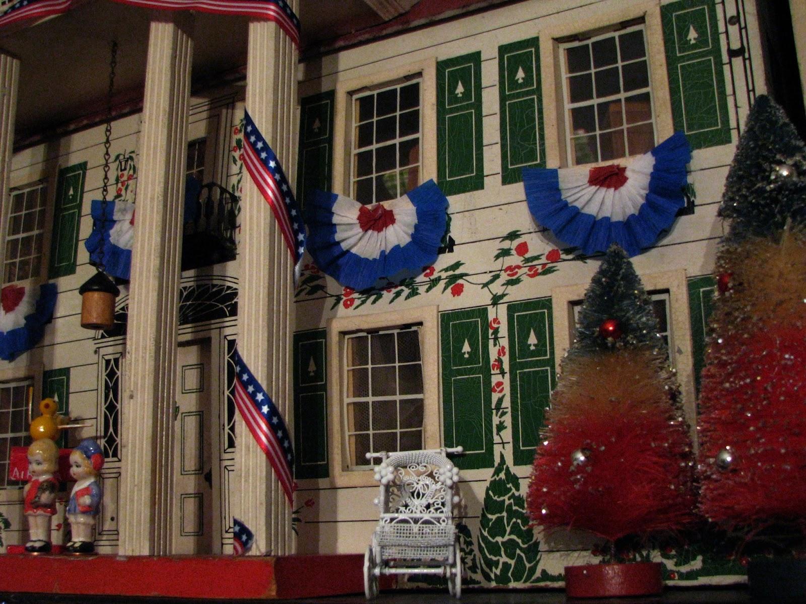Patriotic decorations