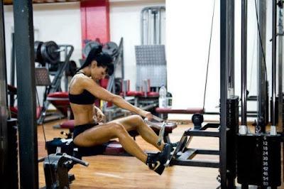 Rutina para aumentar masa muscular en mujeres