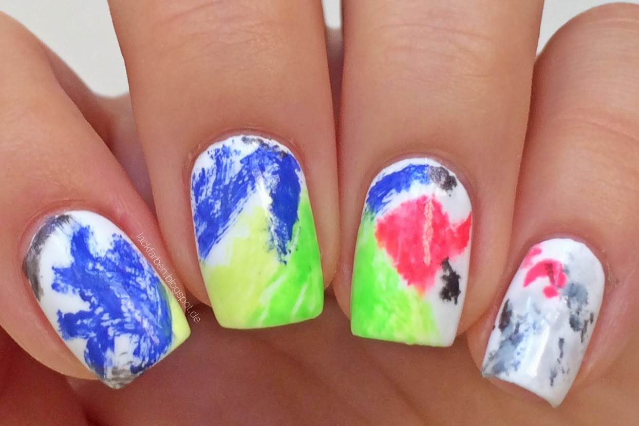 Lackfarben: Distressed Nails: alt-J \'This Is All Yours\' Artwork