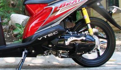 Tips dan Cara Perbaiki Kick Starter Honda Beat Macet