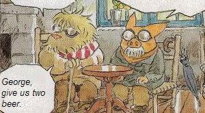 Miyazaki Comics: A Trip to Tynemouth