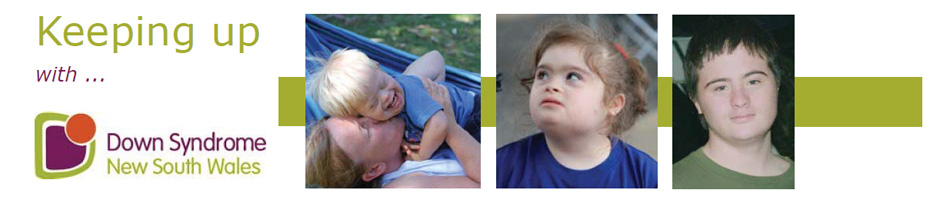 Keeping Up with Down Syndrome NSW