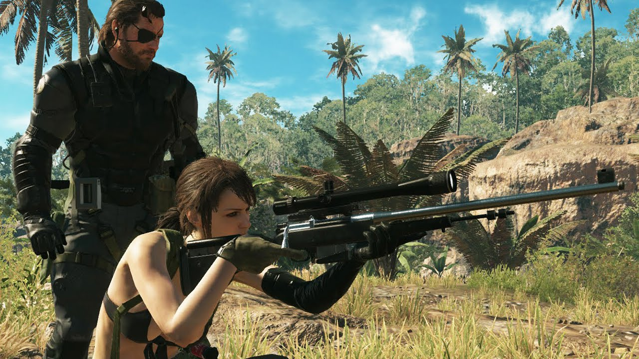 Anarchy In The Galaxy Xbox 360 review Metal Gear Solid V The