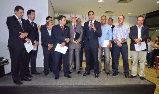 Marcelo Sant'ana é empossado como novo presidente do Bahia