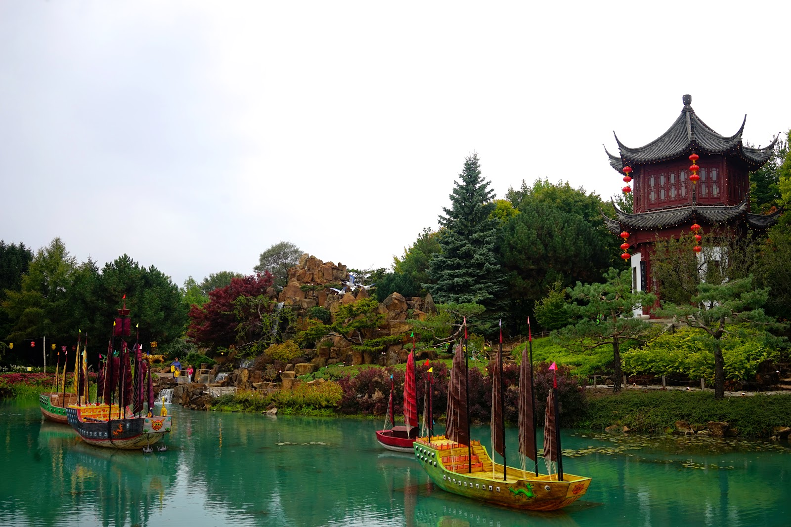 chinese gardens montreal
