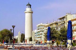Ο Δήμος Αλεξανδρούπολης …ξέχασε το Φάρο της πόλης