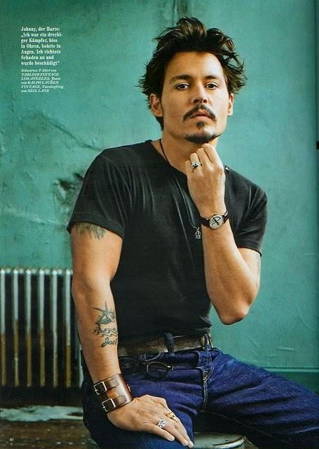 """♥ ♫ ♥ ♥•▬▬▬▬▬▬▬ ღೋƸ̵̡Ӝ̵̨̄Ʒღೋ▬▬▬▬▬▬▬♥• ♥ ♫ ♥ Pirates - Johnny Depp""""If you love two"""