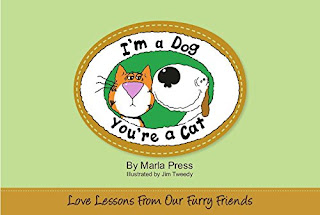 relationships, communication, dating, humor, dogs, cats, personalities, pets and relationships, dogs and love, marla press, love lessons from animals,