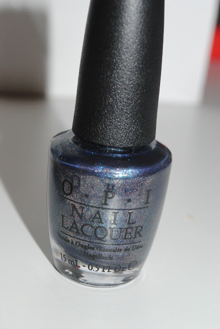 OPI On Her Majesty's Service