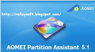 Free Download AOMEI Partition Assistant Server Edition 5.1 with Serial Key Full Version