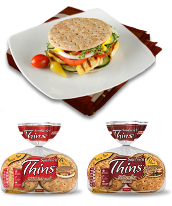 Sandwich-Thins-cenar-ligero