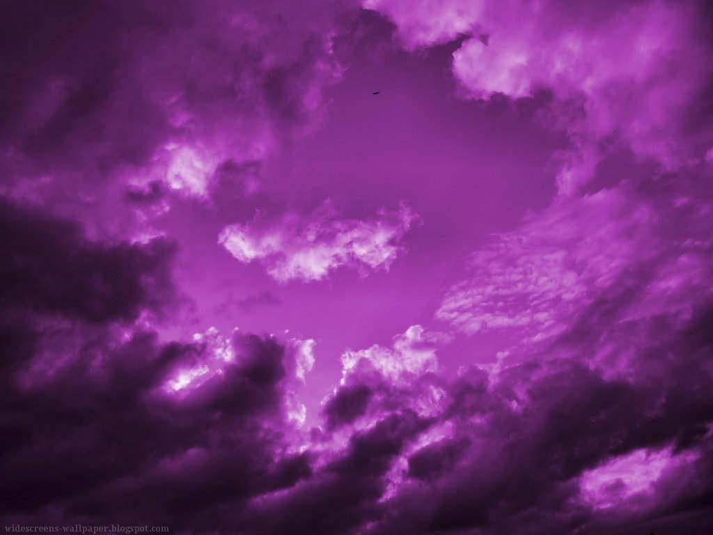 blue purple sky desktop wallpaper - photo #29