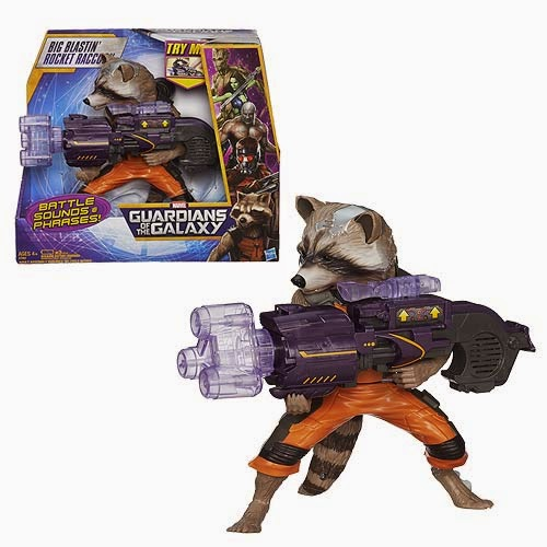 """GUARDIANS OF THE GALAXY"" - ELECTRONIC 'ROCKET RACCOON'"