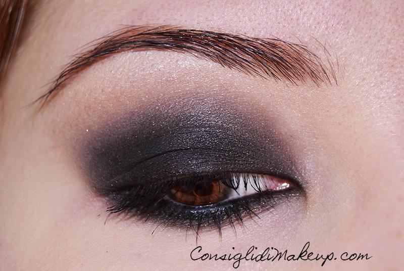 tutorial smoky eyes nero Come creare uno smoky eyes